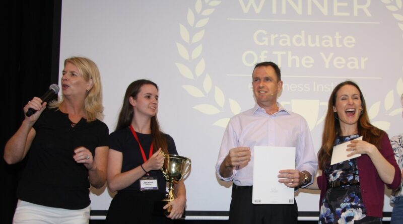 Strathfield Web Design Wins Graduate of Year