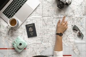 plan a holiday to balance work and life