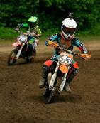 Finding a passion to work from home with Kids dirt bikes
