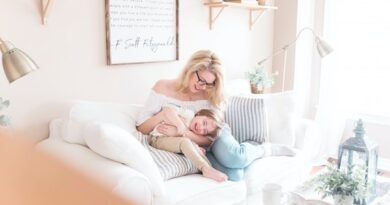 Transition from SAHM to WAHM